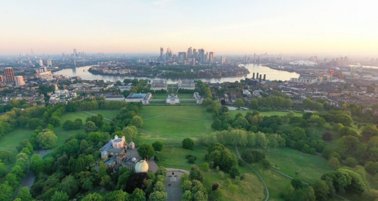 5 outdoor activities to do in Canary Wharf