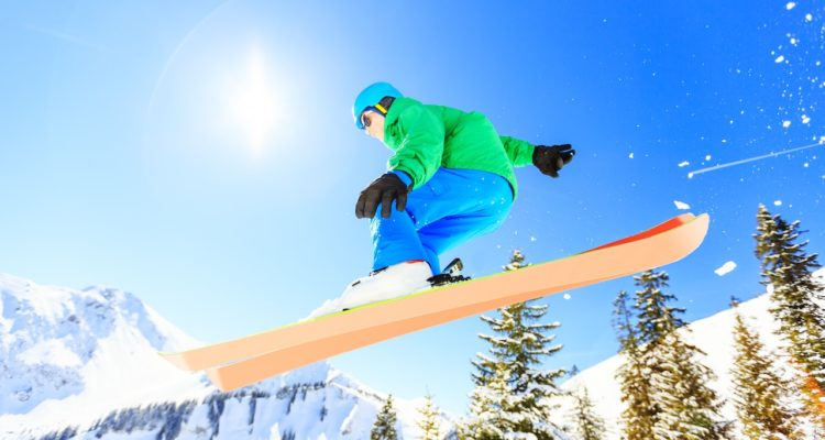 Get ready to hit the slopes for a great skiing season this year
